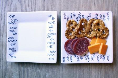 Lauren plates