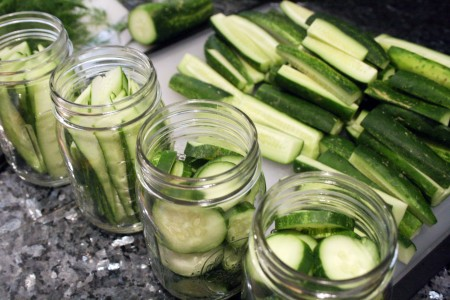 Homemade pickles | handmaden.com